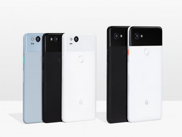 تعرف على المواصفات الكاملة لهاتف  Google Pixel 2