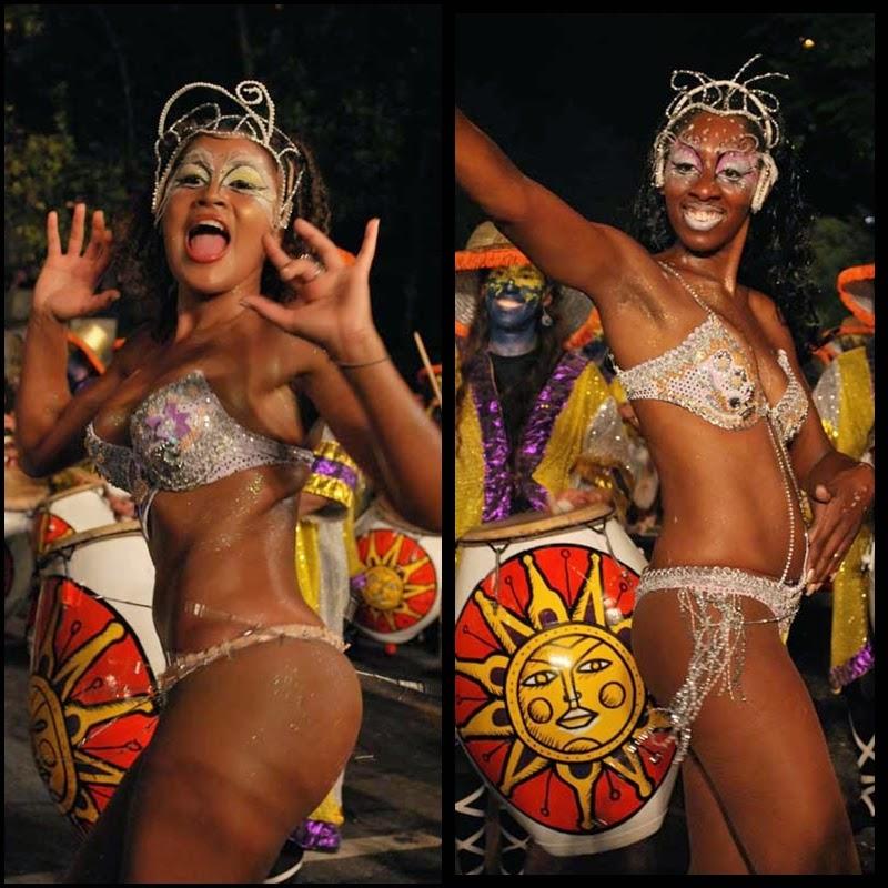 Carnaval. Desfile de Llamadas. Montevideo.La Generación Lubola. 2010.