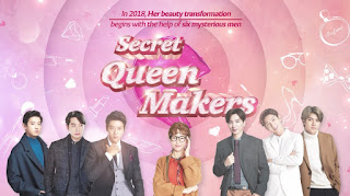 Web Drama Secret Queen Makers (2018) Episode 1 Subtitle Indonesia