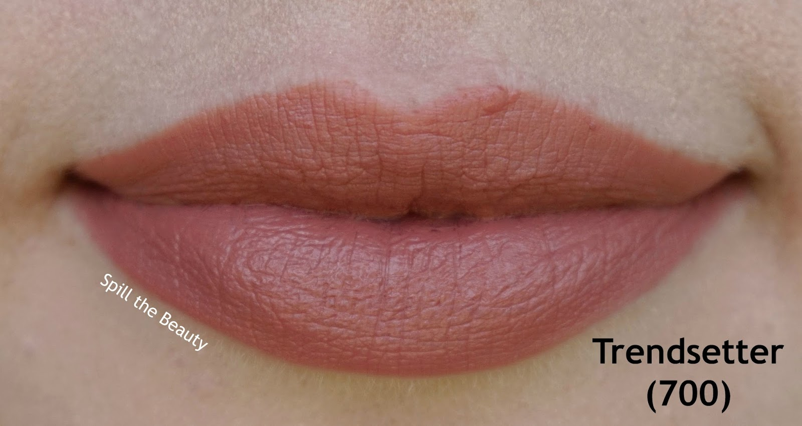 rimmel the only 1 matte lipstick review swatches 700 - trendsetter