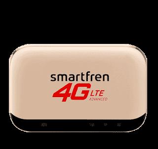 Smartfren Modem WiFi M5