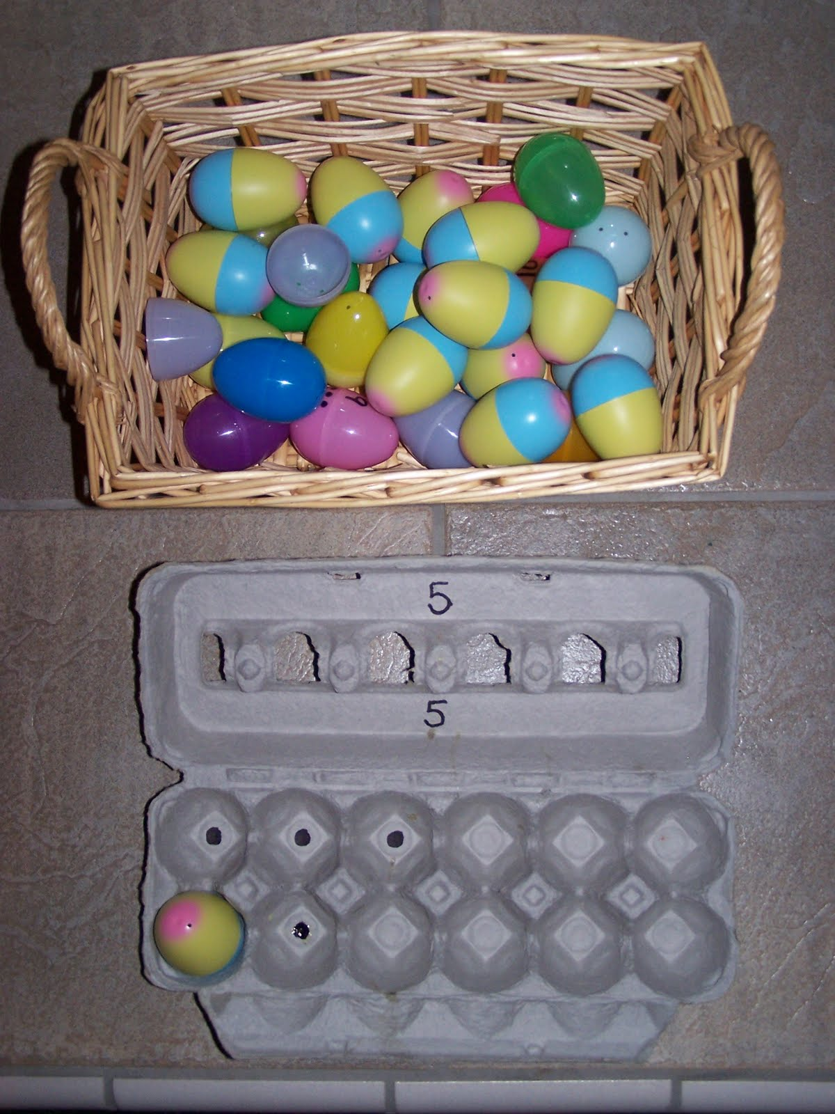 Learning And Teaching With Preschoolers Learning With Eggs