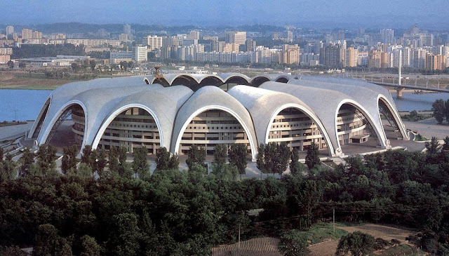Estádio Rungrado May Day – Pyonyang - Coréia do Norte