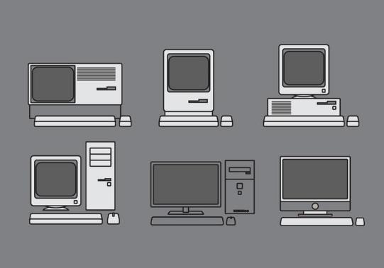 Bilgisayar kullananların öğrenmesi gereken 5 temel bileşen