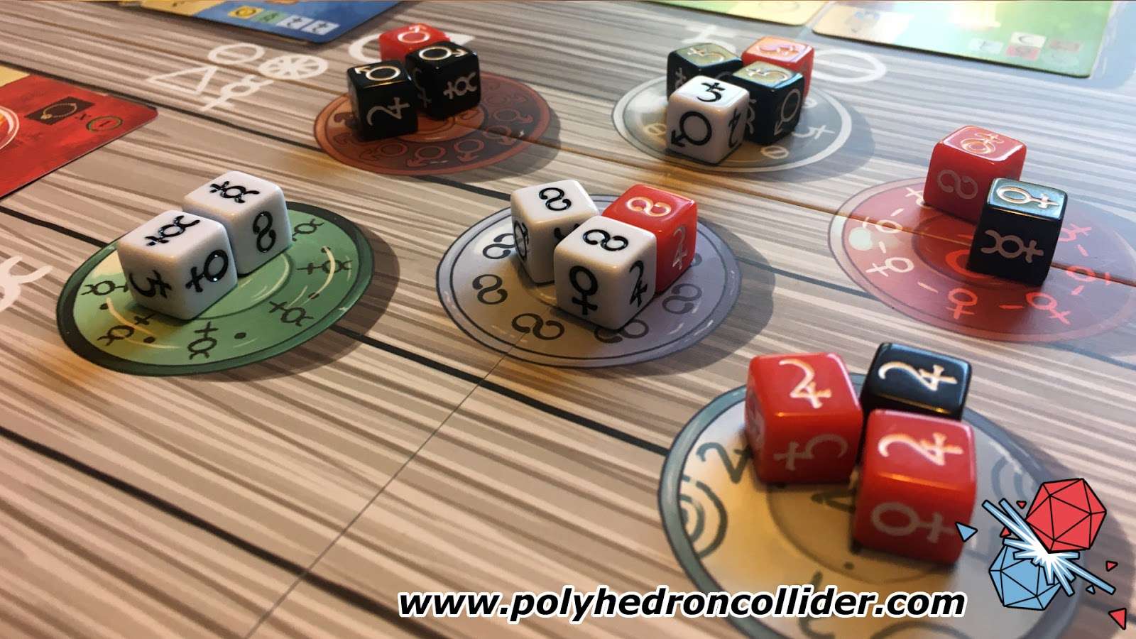 Trismegistus: The Ultimate Formula Review dice pool