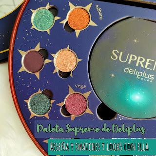 Paleta Supreme - Navidad 2020 Deliplus