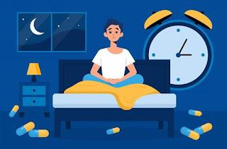 Apakah Anda Sulit Tidur? Lakukan Tips Dan Panduan Dari Rasulullah SAW Berikut Ini