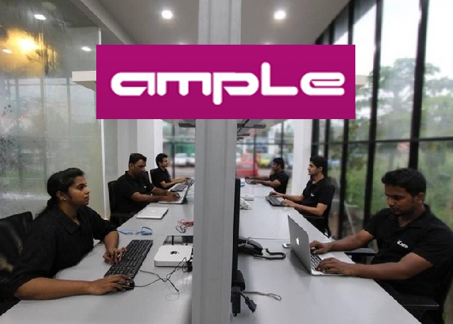 Ample Technologies walk-in for Technical Service Executive - Apply Now