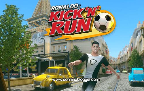 juego Cristiano Ronaldo Kick Run