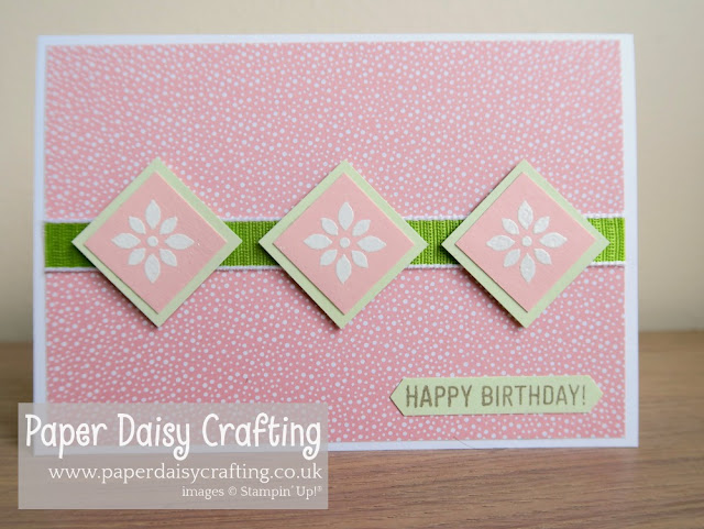 Detailed With Love Stampin Up