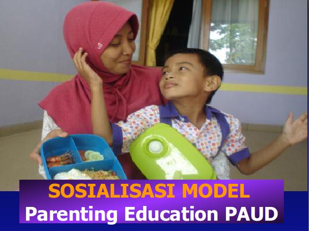 Contoh Samb Sosialisasi Model Parenting Education PAUD