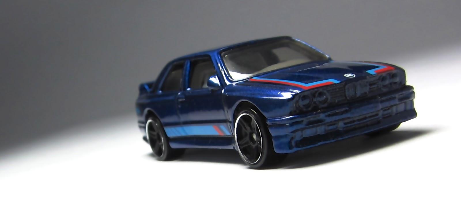 2013 Bmw M3 In Blue Hot Wheels Club Za