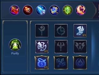 item hero change