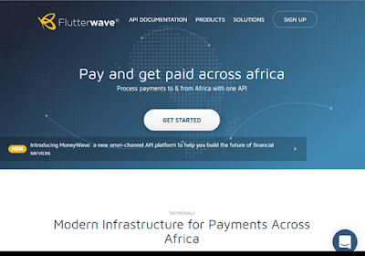 Flutterwave solves the payments challenge for merchant partners across Africa