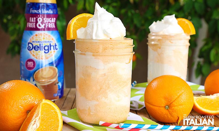 http://theslowroasteditalian-printablerecipe.blogspot.com/2015/03/dreamy-orange-creamsicle-shake.html