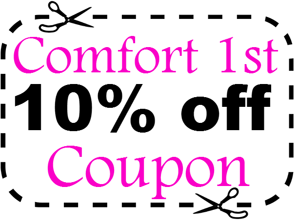 ComfortFirst.com Promo Code 10% off Comfort 1st Coupon March, April, May, June, July, August 2016, 2017