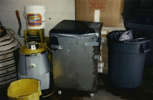 Brevard County Schools Polystyrene Recycling Study that Resulted in 26 Felony Violations