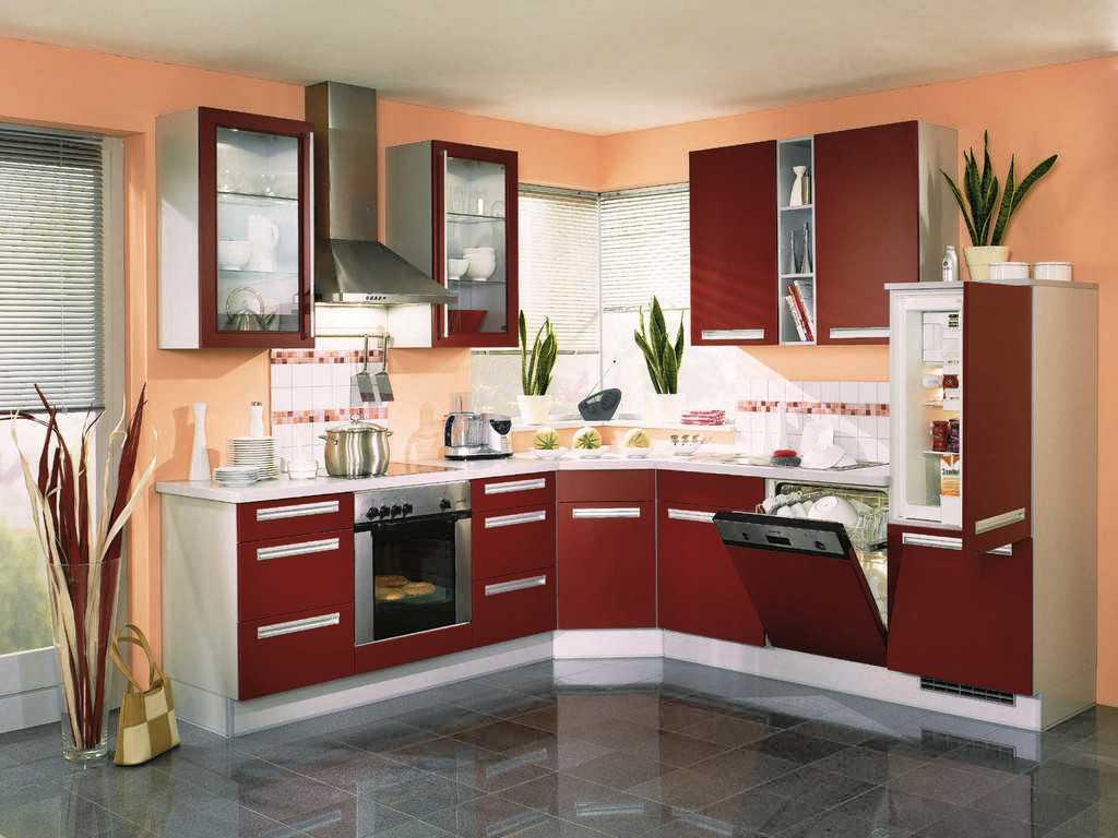 Desain Interior Kabinet Dapur Minimalis