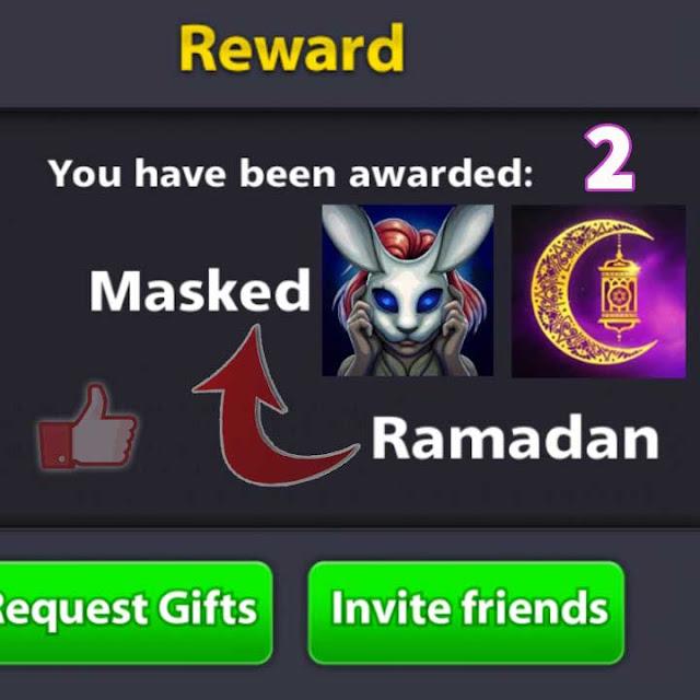 Free Avatar Ramadan