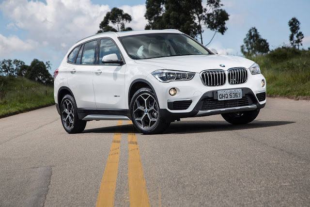 Novo BMW X1 Active Flex 2016