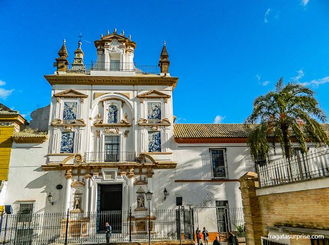 Hospital de La Santa Caridad, Sevilha, Andaluzia