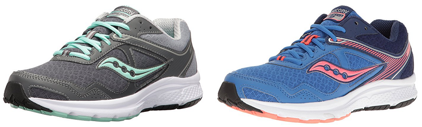 Saucony Cohesion 10 Running Shoes for only $40 (reg $60) + free shipping!