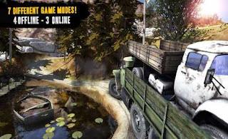 Game Truck Evolution WildWheels Apk