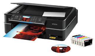 Download Epson Stylus Photo TX710W drivers