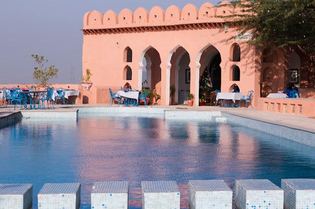 Kesroli Hill Fort Alwar Rajasthan Neemrana Hotels
