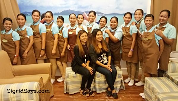 Nailaholics at SM City Bacolod