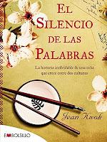 El silencio de las palabras, Jean Kwok