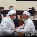 Sidang Habib R Kedatangan Ulama Kharismatik KH Thoifur Mawardi