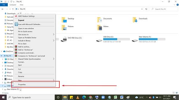 Mengatasi File Corrupt dengan Flashdisk