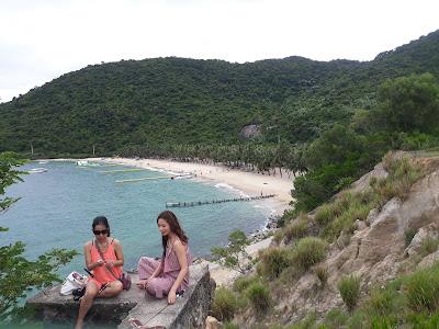 ホイアンのチャム島