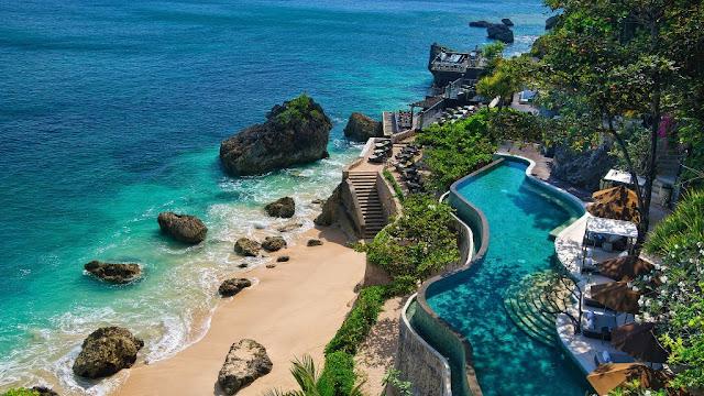 The Villas at AYANA Resort Jimbaran, Bali, Indonesia