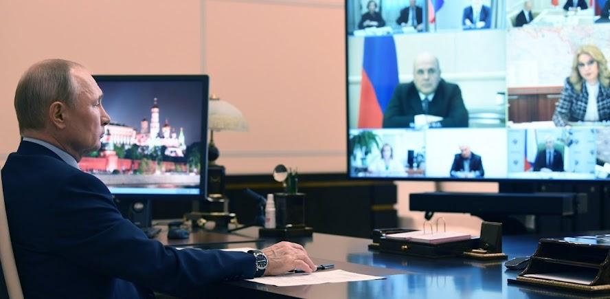 Πούτιν: Έπεισα τον Ερντογάν να μην μπει τουρκικός στρατός στο Καραμπάχ