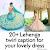 20 Best Twirl Lehenga captions for Instagram- That Justify Your Look