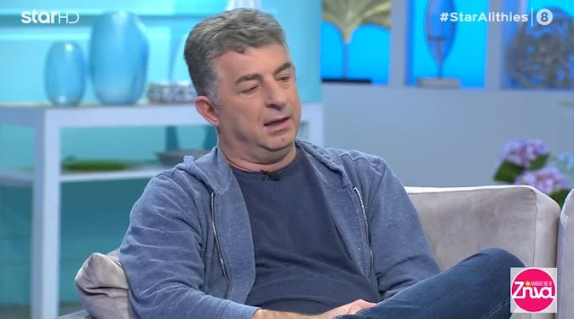 Νεκρός  ο δημοσιογράφος Γιώργος Καραϊβάζ !!!!