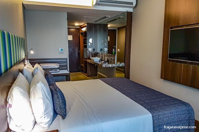 Apartamento do Hotel Prodigy Aeroporto Santos Dumont