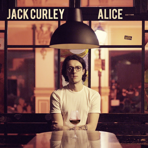 Jack Curley - Alice - Single Cover