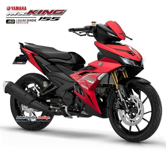 Vua côn tay Yamaha Exciter 155 VVA có phải sắp về Việt Nam?