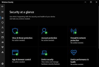 Gambar Windows Devender