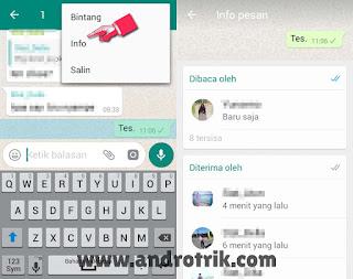 Cara Melihat Anggota Grup WA hanya Menyimak Pesan di Whatsapp