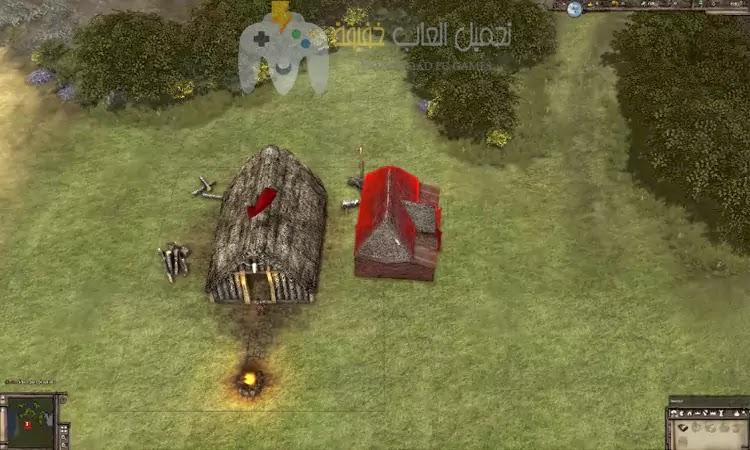 تحميل لعبة صلاح الدين 3 Stronghold للكمبيوتر
