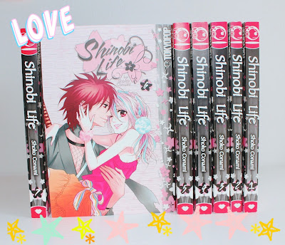 Manga Review: Shinobi Life by Shoko Conami | Complete Series Review
