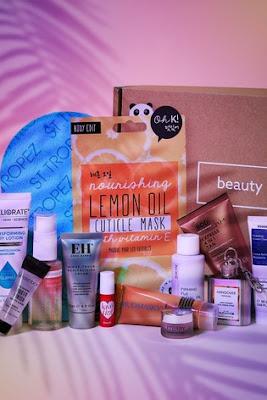 Next Your Feel-Good Beauty Box