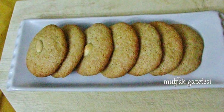 Acıbadem kurabiyesi tarifi