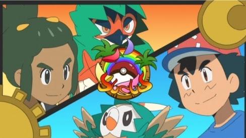 Pokemon Sol y Luna Capitulo 132 Temporada 20 Supera a Deciduey