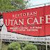 Restoran Utan Cafe dengan menu Mee Bandung Laut Dalam yang meleleh !