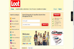 Loot London Advertising classifieds site-300x200